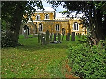 SK7431 : St Mary's Church, Harby by Kate Jewell
