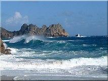 SW3822 : Seascape by Dave Pyper