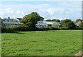 SD4262 : Oxcliffe Road Nurseries, Heysham, North Lancashire by Ralph Rawlinson