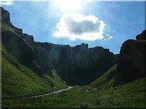 SK1382 : Winnats Pass by Gwyn Jones