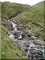NN3341 : Allt Coire Achaladair by Graham Ellis