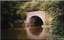 SN0717 : Llawhaden Bridge by Humphrey Bolton