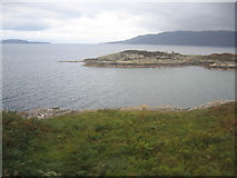 NG7631 : Eilean na Creadha, near Plockton by Pip Rolls