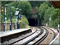 TQ3570 : Railway Tunnel under Sydenham Hill by Noel Foster