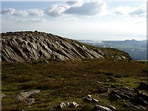 SH6643 : Moelwyn Bach summit by Rudi Winter