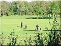 NZ2624 : Oak Leaf Golf Complex by Mick Garratt
