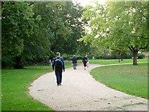 TQ3187 : Finsbury Park by Glyn Baker
