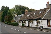 NS4626 : The Failford Inn, Ayrshire by L J Cunningham