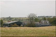 NS4025 : Farmland at Townhead, Mossblown, Ayrshire by L J Cunningham