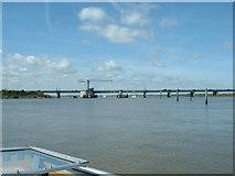 TG5107 : River Yare by David Medcalf