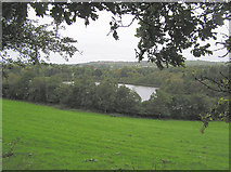 H6458 : Martry Lough by Kenneth  Allen