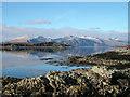 NM8945 : Lismore Island by Alan Partridge