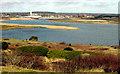 SZ1791 : Christchurch Harbour from Hengistbury Head by Crispin Purdye