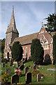 SO7119 : St John the Baptist Church, Huntley by Philip Halling