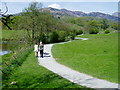 NY3304 : Between Elterwater and Skelwith Bridge by Charles Rawding