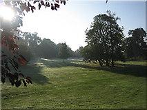 TQ8055 : Tudor Park Golf Course by Dave Bushell