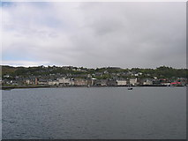 NM8529 : View of Oban Seafront by Andy Lesnianski