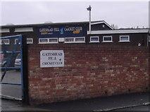NZ2660 : Gateshead Fell Cricket Club by MSX
