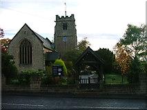 NZ1164 : Parish Church of St. Oswin, Wylam by Mick Garratt