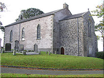 H4769 : Edenderry Church of Ireland by Kenneth  Allen