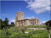 SY5697 : The church of St Andrew and St Peter - Toller Porcorum by Nigel Walden