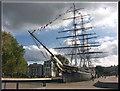 TQ3877 : Cutty Sark. Greenwich. London. by RON SMITH