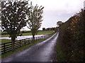 NZ2272 : Morley Hill Farm by Weston Beggard