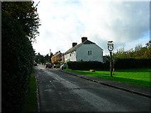 TQ3616 : Station Road, Plumpton Green by Simon Carey