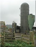 NZ9404 : Middlewood Farm by Rob Burke