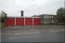 SK4641 : Ilkeston Fire Station by Kevin Hale