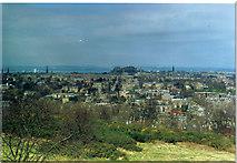 NT2570 : Edinburgh. by Ron Hann