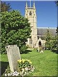 TL2702 : St Thomas a Becket Parish Church, Northaw, Hertfordshire by Christine Matthews