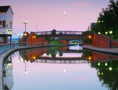 SO9287 : Waterfront, Merry Hill by Craig Marston