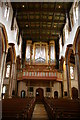 SD6938 : Interior,  St Peter's RC Church Stonyhurst College by Alexander P Kapp