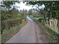 TQ7036 : Driveway from Finchcocks House by Hywel Williams