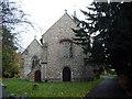 TQ4459 : Cudham parish church, TN14 by Philip Talmage
