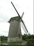 SJ2889 : Bidston Windmill by Colin Mitchell