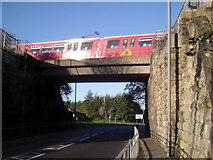 NZ3665 : West Park Metro Bridge by MSX