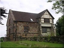 SK3739 : Breadsall Old Hall by mike smith
