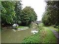 ST9561 : Kennet & Avon Canal, Martinslade Bridge by Michel Van den Berghe