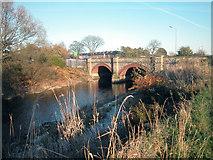 SD7909 : Warth Bridge by Dennis Turner