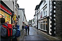 SD6592 : Main Street, Sedbergh by Toby Speight