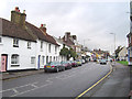TQ1395 : The High Street, Bushey by Cathy Cox