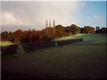 TG2105 : Eaton Golf Club by Katy Walters