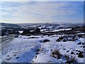 SX6680 : Approaching Postbridge - Dartmoor by Richard Knights