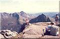 NR9644 : Caistel Abhail, Isle of Arran by paul birrell