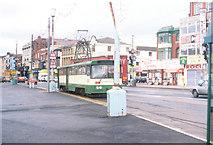 SD3036 : Blackpool. by Ron Hann