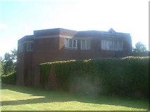 SP0583 : St Francis Hall, University Chaplaincy by Rebecca