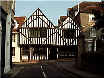 TL9925 : No. 3 - 6 West Stockwell St., Colchester by Robert Edwards