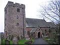 NY0736 : Dearham Church. by John Holmes